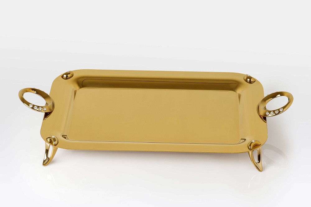 Golden Tray