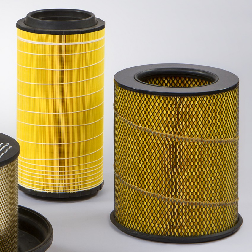 Heavy truck air filter