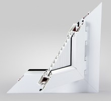 UPVC Nano-composite profiles