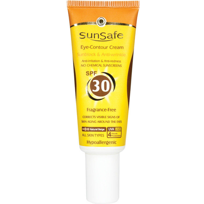 Anti Wrinkle & Sunblock Cream for Eye Around (SPF:30)