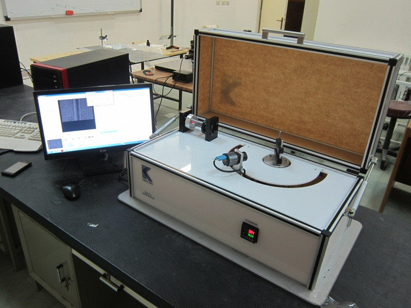 Thin Film Thickness Measurement Tool