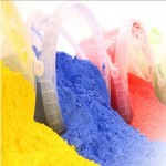 Anti Crossion Powder paint containing silica nanoparticles