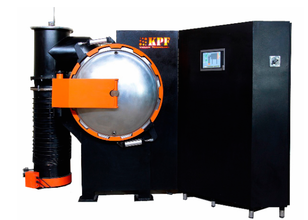 High Temperature-High Vacuum Furnace
