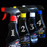 Vehicle Body Washing Solution Without Using Water
